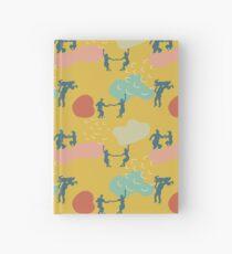 Lindy Hop till we drop // Mustard Hardcover Journal