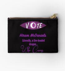 Vote (Hiram McDaniels) Studio Pouch