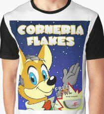 CORNeria Flakes Graphic T-Shirt