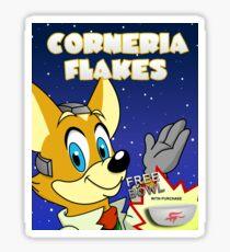 CORNeria Flakes Sticker
