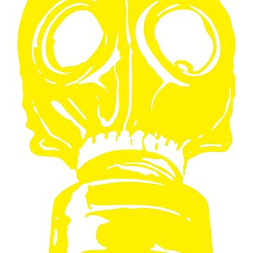 Gas Mask by Choiross