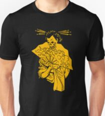 Geisha of Death Unisex T-Shirt