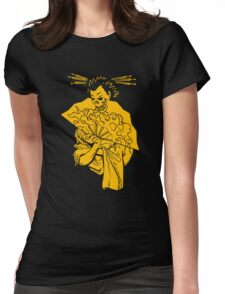 Geisha of Death Womens Fitted T-Shirt