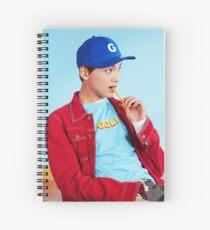 mfal haechan nct dream Spiral Notebook