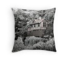 Cataract Gorge, Tasmania, Australia Throw Pillow