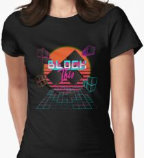 Block This Womens Fitted T-Shirt
