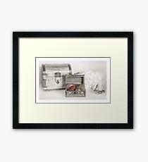 Sea treasure Framed Print