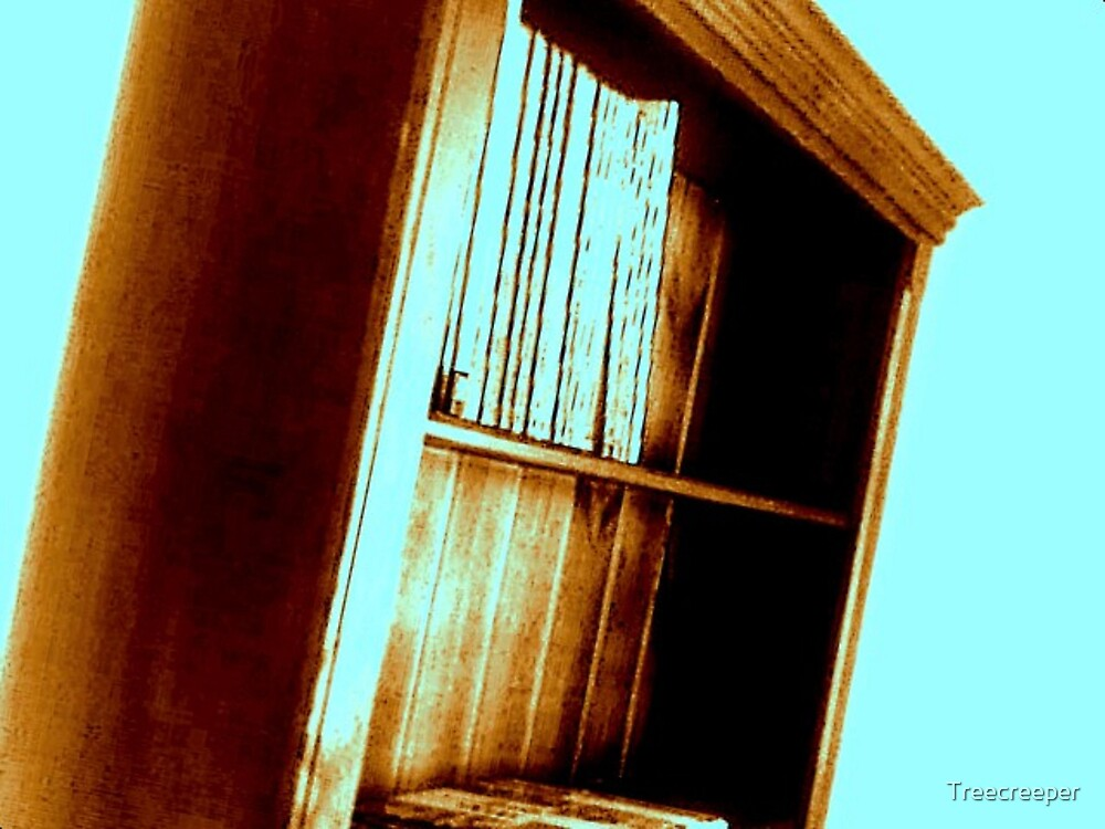 Bookshelf 3 by Treecreeper