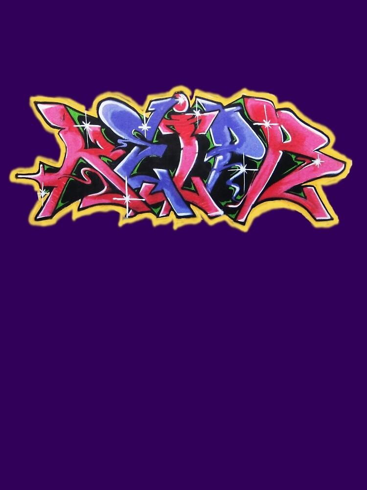 Graffiti Tees 13 by DAdeSimone