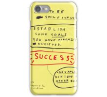HOW TO BE SUCCESSFUL iPhone Case/Skin