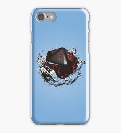 CRITICAL FAILURE iPhone Case/Skin