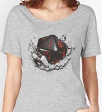 CRITICAL FAILURE Women's Relaxed Fit T-Shirt