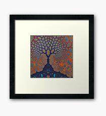 Inner Life of a Tree Framed Print