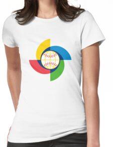 World Baseball Classic Womens Fitted T-Shirt