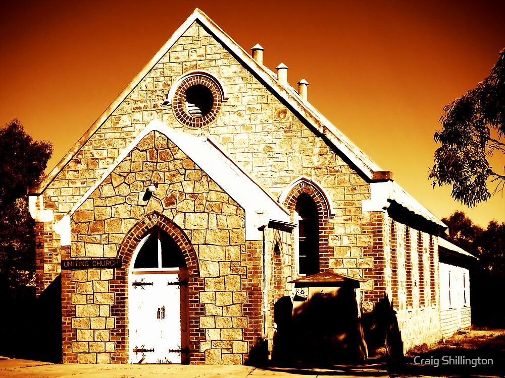 Kellerberrin Uniting Church by Craig Shillington