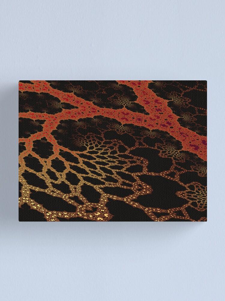 Alternate view of Capillaries Canvas Print