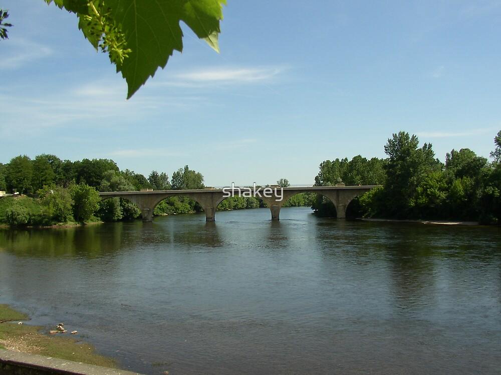 River Dordogne by shakey