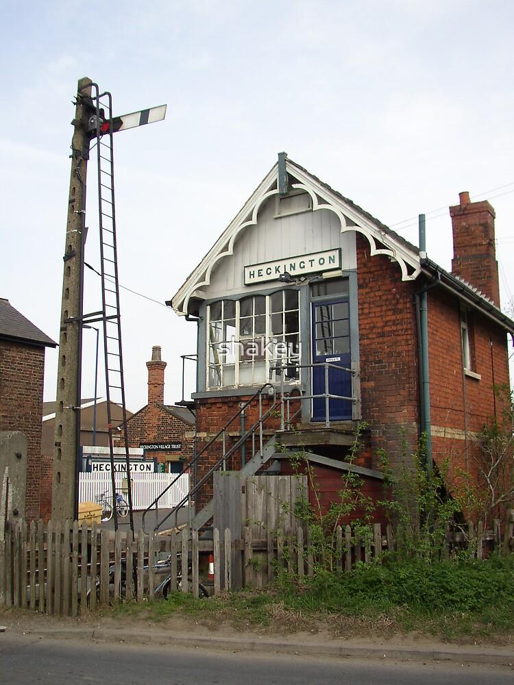 Signal box by shakey