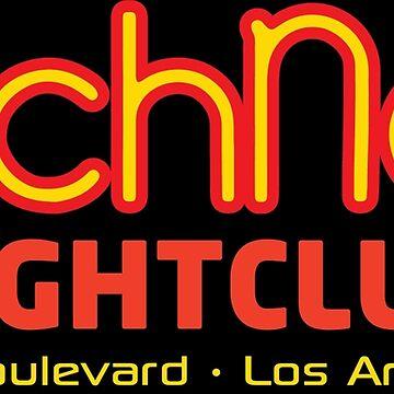 Tech Noir Nightclub by LightningDes