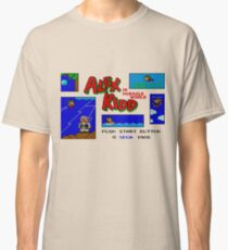 Alex Kidd Miracle World Classic T-Shirt