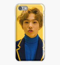 jisung nct dream iPhone Case/Skin