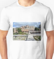 Beautiful Italian architecture from Genova, Italy T-Shirt