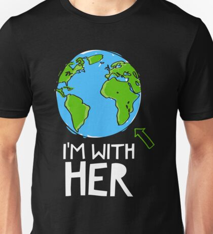 March For Science TShirt Science March Earth Scientists Unisex T-Shirt