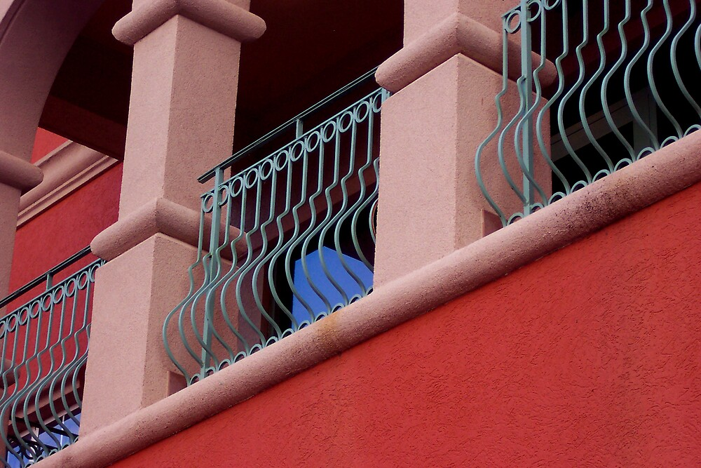 Balcony 001 by Cardet