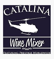 Catalina Wine Mixer Prestige Worldwide Photographic Print