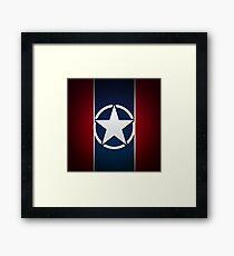 Logo - Star Patriot Framed Print