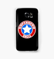 Superhero Uncle Samsung Galaxy Case/Skin