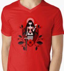 Santita Men's V-Neck T-Shirt