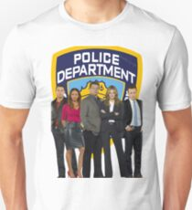 12th Precinct Team T-Shirt