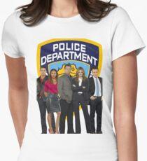 12th Precinct Team Womens Fitted T-Shirt