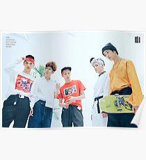 NCT U 7th sense Poster