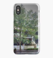 Sydney suburbia iPhone Case/Skin