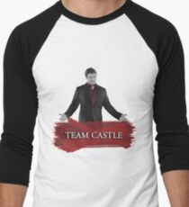 Team Castle Men's Baseball ¾ T-Shirt