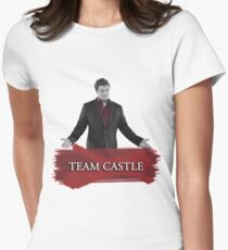 Team Castle Women's Fitted T-Shirt