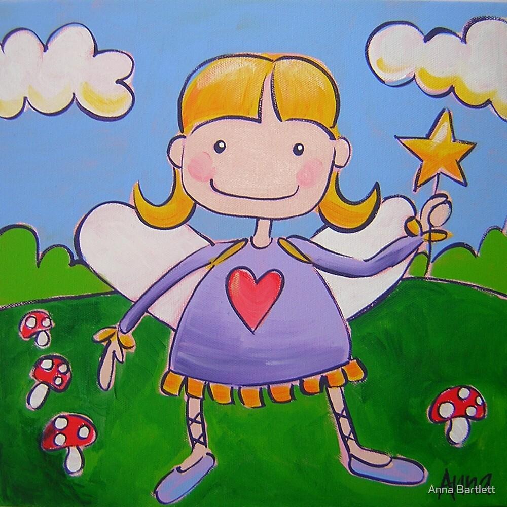 Fairy by Anna Bartlett