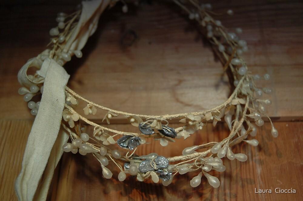 crowns wedding by Laura  Cioccia