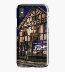 Northwich at night 14 iPhone Case