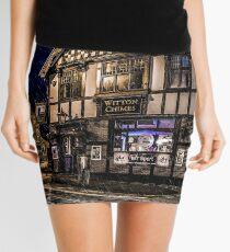 Northwich at night 14 Mini Skirt