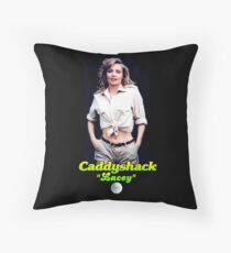 Lacey - Caddyshack Throw Pillow