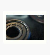 Bearings. Art Print