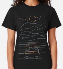 Camiseta clásica Van Life
