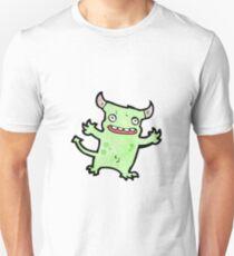 funny little monster cartoon Unisex T-Shirt