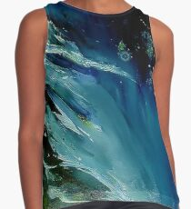 Ondine, featured in Painters Universe, Art Universe, Oil Painting Group Contrast Tank