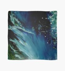 Ondine, featured in Painters Universe, Art Universe, Oil Painting Group Scarf