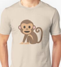 Emoji Happy Monkey T-Shirt