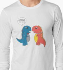 T-rex in love T-Shirt